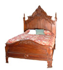 Victorian Manor Bed